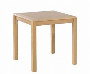 Foxton Oak Small Kitchen Table