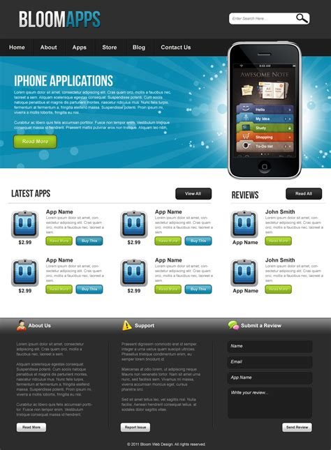 photoshop apps for iphone design an iphone app layout in photoshop designbump