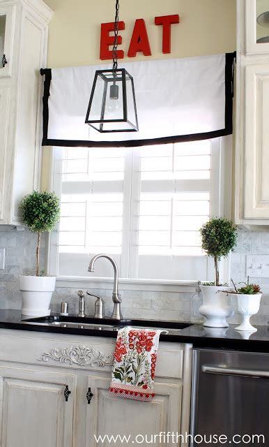 Our Fifth House New Kitchen Lighting  A Lantern Over The