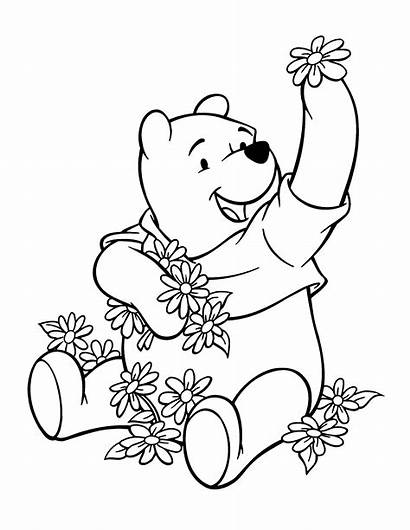 Coloring Cartoon Pages Character
