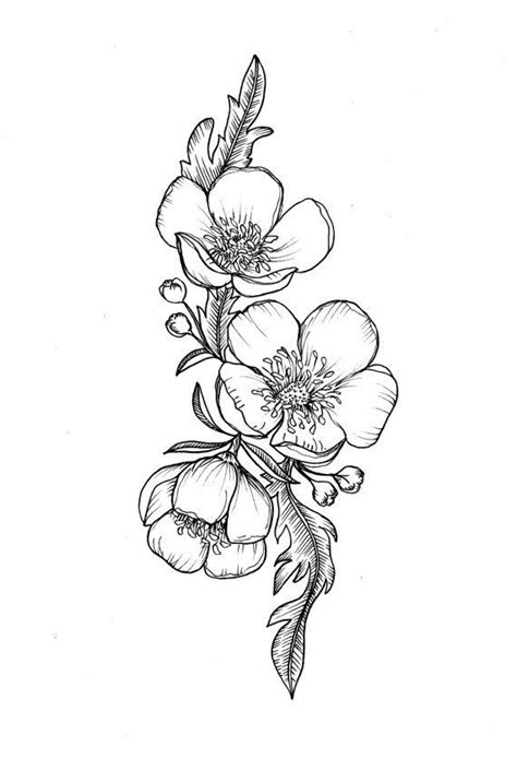 Custom Buttercup Illustration Tattoo for Greer by