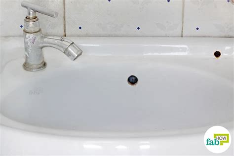 clean sink with baking soda how to clean a bathroom sink with baking soda