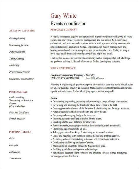 marketing resume templates    premium