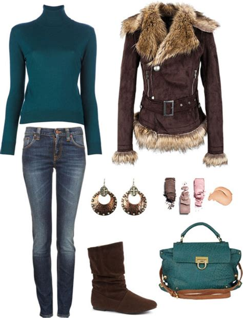 Casual Winter Fashion Trends Looks For Girls