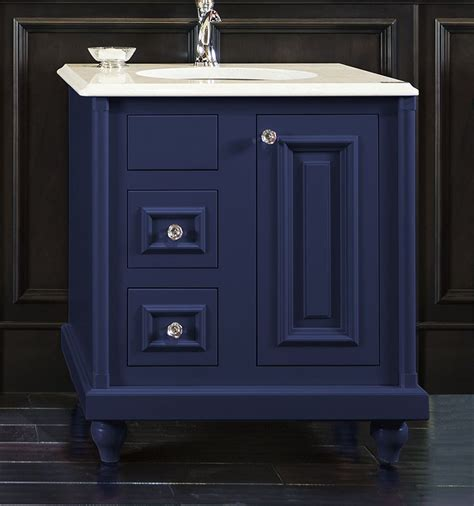 colorinspire  wellborn cabinet  sapphire navy blue