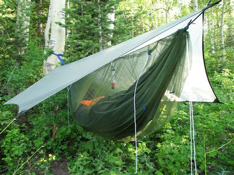 Net Hammock by Diy Lightweight Recycled Bug Net The Ultimate Hang