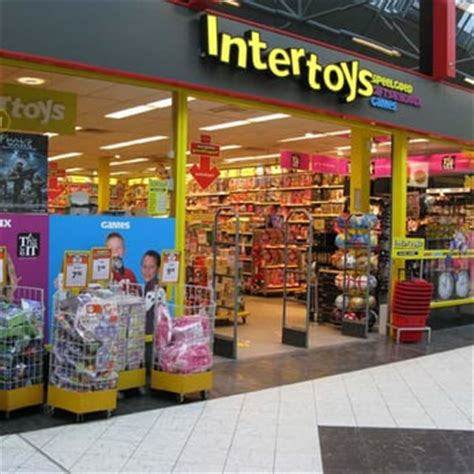 Speelgoed Winkel Den Haag by Intertoys Toy Shops Pieter Vreedeplein 155 Tilburg