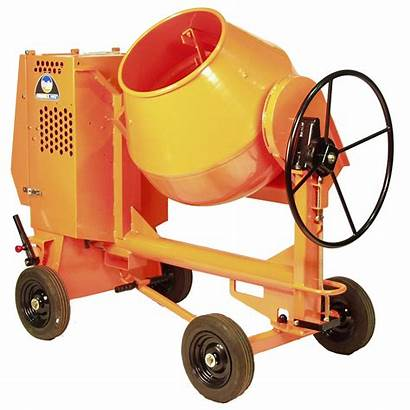 Concrete Site Mixer Hire Diesel Cement Tool