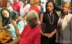 PHOTOS Phaedra Parks with Michael Brown's mother Lesley ...