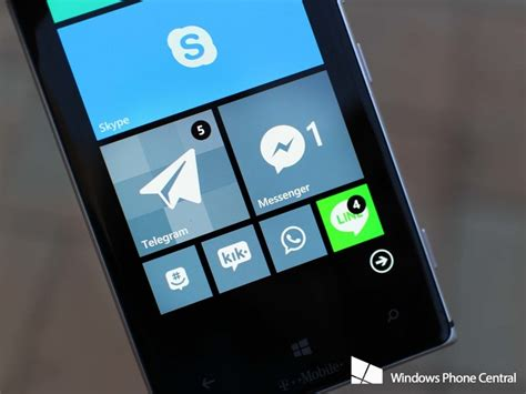 the best messaging apps on windows phone windows central