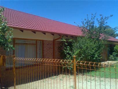 bedroom house  rent  bloemfontein property  rent