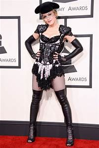 Madonna's Grammys 2015 Outfit | Pret-a-Reporter