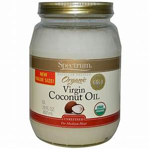 Spectrum Pure Organic Coconut Oil reviews in Body Lotions ...