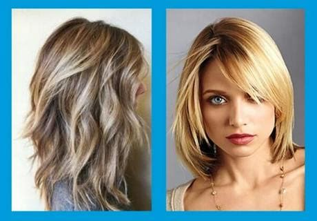 Corte pelo mujer media melena
