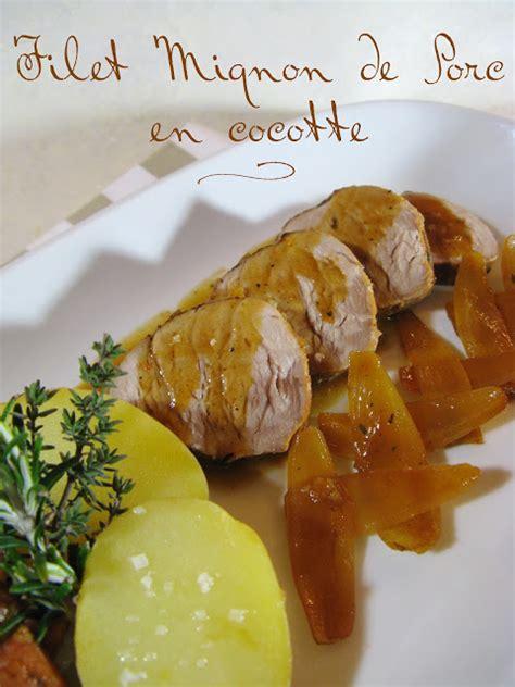 cuisiner un filet mignon de porc en cocotte j 39 en reprendrai bien un bout filet mignon de porc en