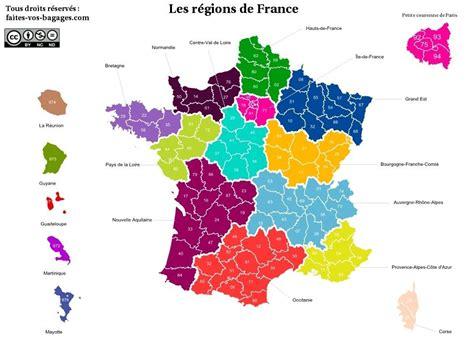 Carte Région Administrative Vierge by Carte Administrative Des R 233 Gions De Carte Des