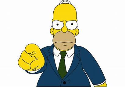 Homer Simpson Muypymes