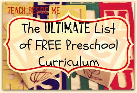 ultimate list of free preschool curriculum resources 483   The Ultimate List of Free Preschool Curriculum