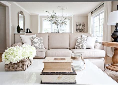 Design Lux Decor  St Lazare  Traditional  Living Room