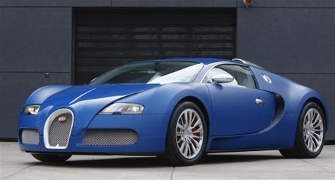 Bugatti Veyron Has Arrived In India