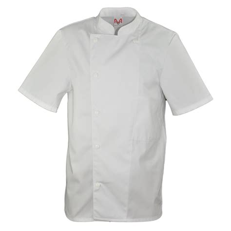 chemise de cuisine veste pour cuisinier homme veste de cuisine col mao veste
