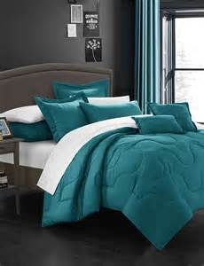 Home Design Alternative Color Comforters Chic Home Design Direllei Collection Teal Alternative Bed Sets Stage Stores