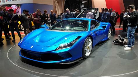 ferrari  tributo revealed  bhp  engine carbuyer