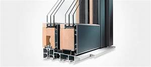 Porte Coulissante Isolante Thermique : porte fen tre coulissante en bois sur mesure en ligne ~ Edinachiropracticcenter.com Idées de Décoration