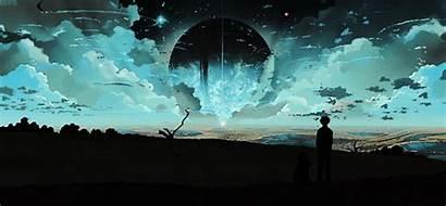 Anime Gifs Scenery Wallpapers Pc Desktop Usqp