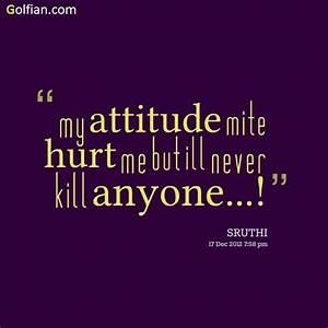 50+ Best Attitu... High Attitude Friendship Quotes