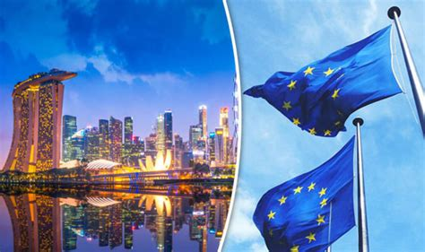 trading singapore brexit news singapore could seek new trade deal with eu