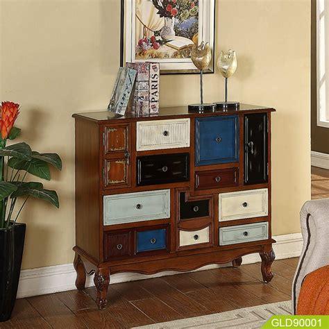 wood modern  design storage chest   drawer