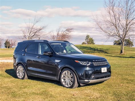land rover discovery hse luxury td review canadian