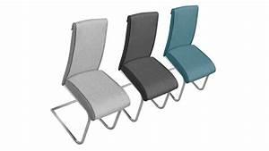 Chaise Design Contemporain : chaise lysekil design en tissu mobilier moss ~ Nature-et-papiers.com Idées de Décoration