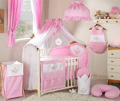 chambres de bébé fille roses et magnifiques 5 déco