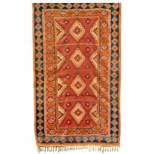 tapis berbere ait ouaouzguit tapao002 With tapis berbere avec canapé gautier prix