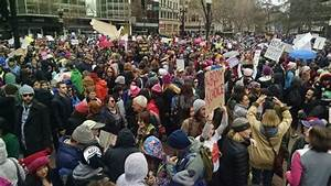 Women's March San Francisco & Civic Center Rally   2018 ...