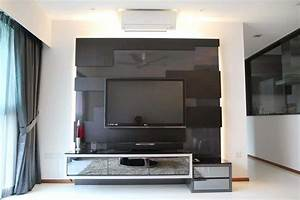 Bedroom tv unit design home