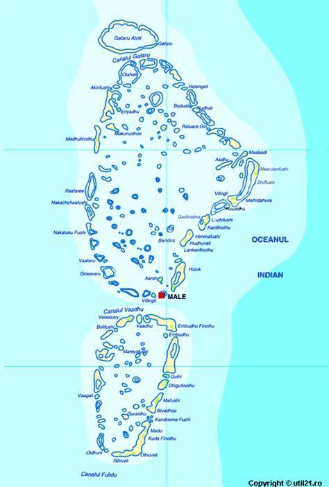 maldives map map  africa