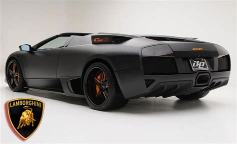 Lamborghini Murcielago Lp650 4 Roadster Limited Edition