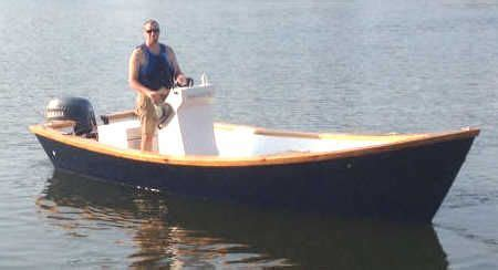 How To Build A Boat Easy by Easy To Build Carolina Dory Wooden Boat Plans Boat