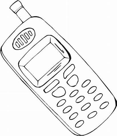 Phone Coloring Cell Kolorowanki Iphone Dla Kolorowania