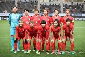 S. Korea end 2017 as world No. 14 in women's football
