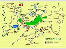 Fraser Hill ~ Places to Visit from Kuala Lumpur