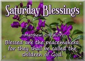 Image result for saturday blessings images