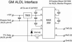 Aldl Serial Cable Help  For Tunerpro