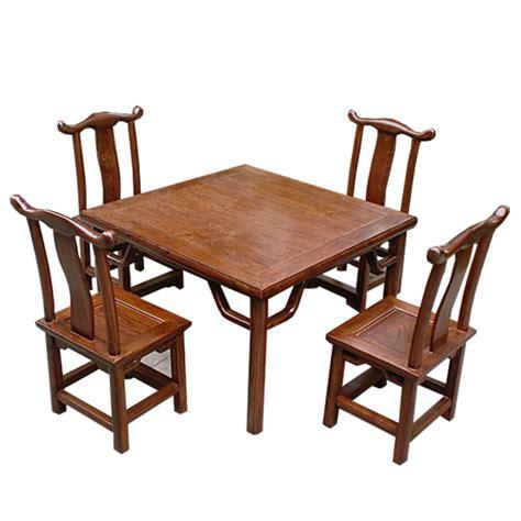 chaise chinoise table chinoise de salon et 4 petites chaises meubles