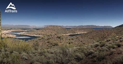 trails  lake pleasant regional park arizona