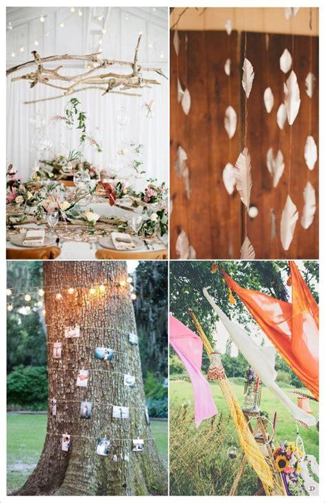 decoration mariage boheme