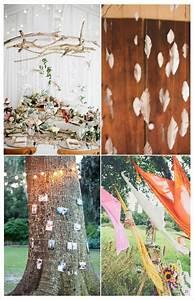 Decoration Mariage Boheme : decoration mariage boheme ~ Melissatoandfro.com Idées de Décoration